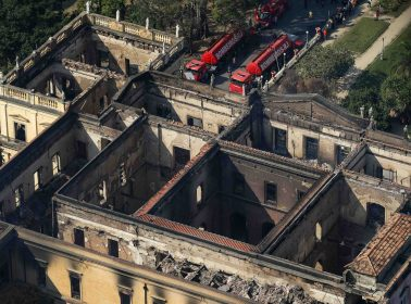 Students Are Collecting Images to Digitally Preserve Brazil's Museu Nacional After Tragic Fire