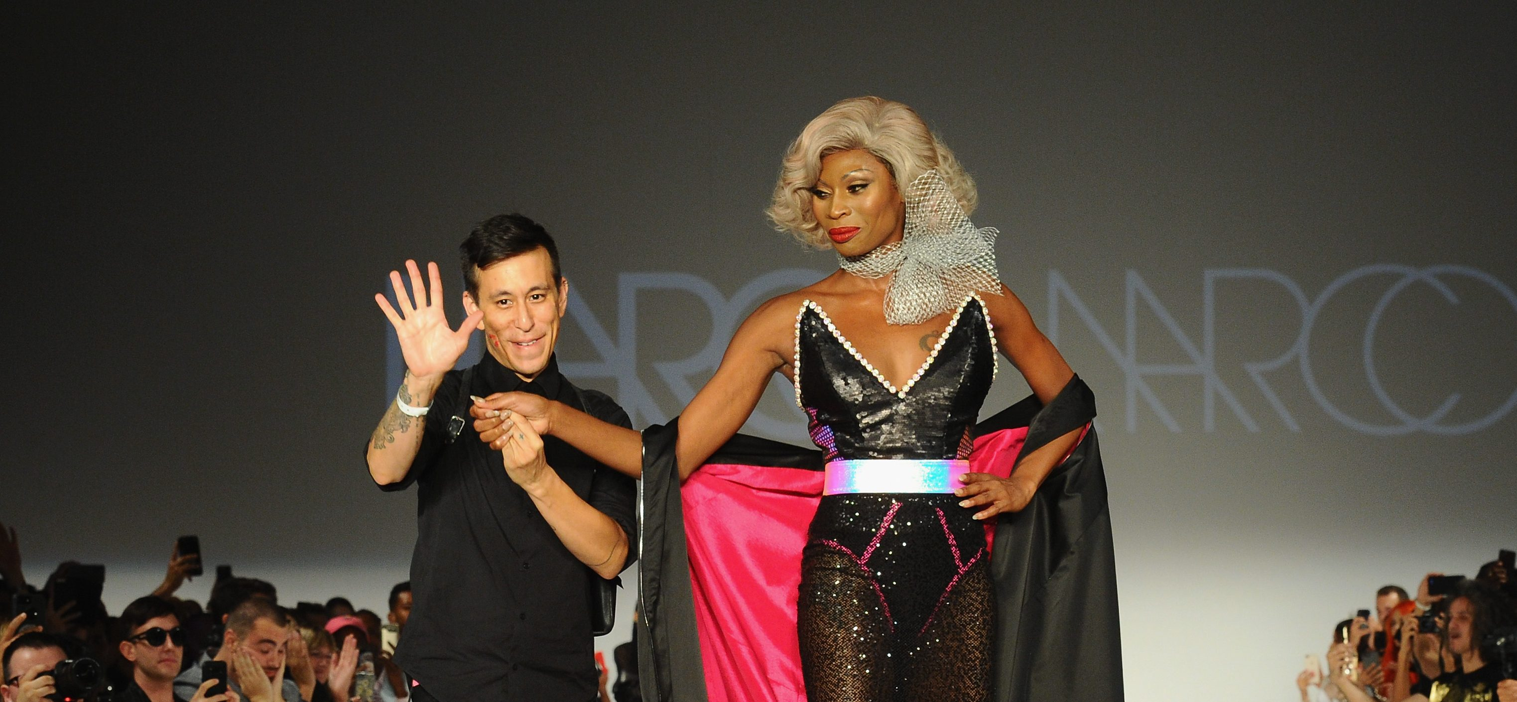 Meet Marco Morante, the Domirican Designer Behind NYFW First All-Trans Show
