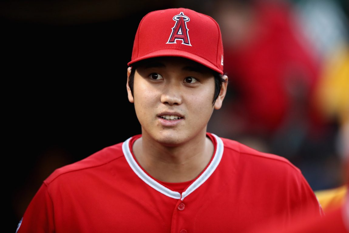 """You Have To Listen To Baseball Player Shohei Ohtani's Perfect Japanese Rendition of """"Despacito"""""""