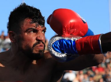 Boxer Victor Ortiz Charged With Rape Days Before His Next Match