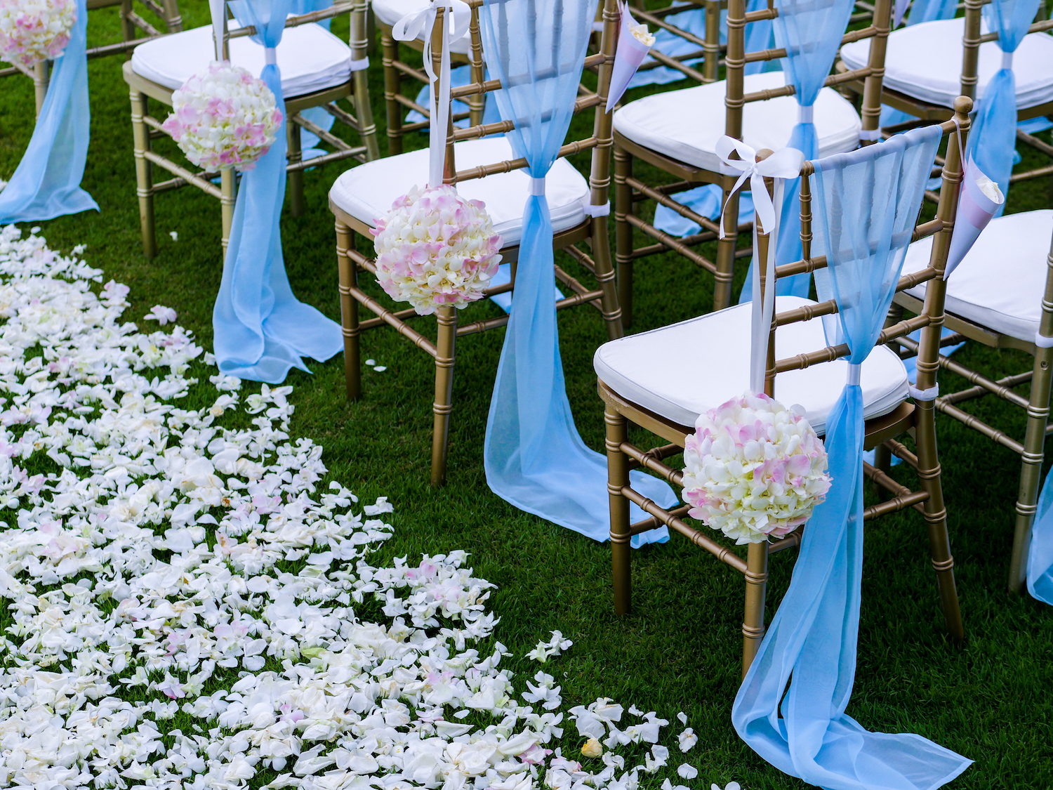Woman Pulls Up To A Party, Only To Find Out It's Her Own Surprise Wedding
