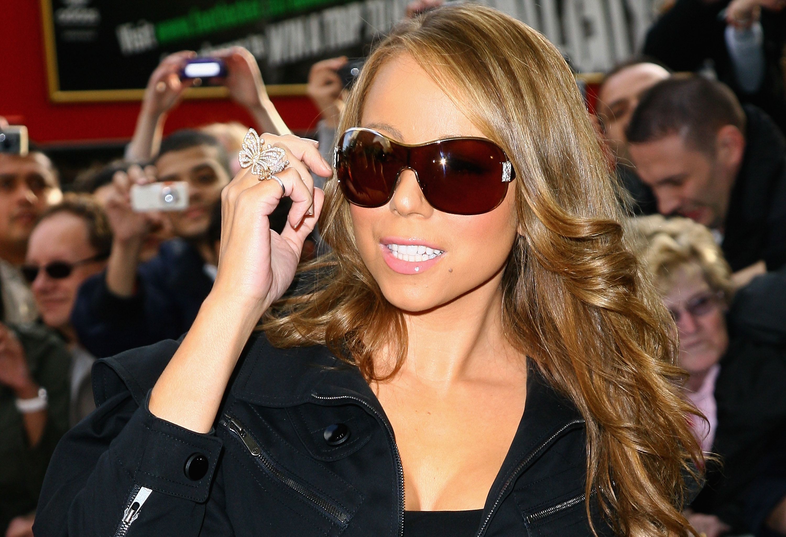 Mariah Carey's Butterfly Aesthetic Is About To Become A Trend Again