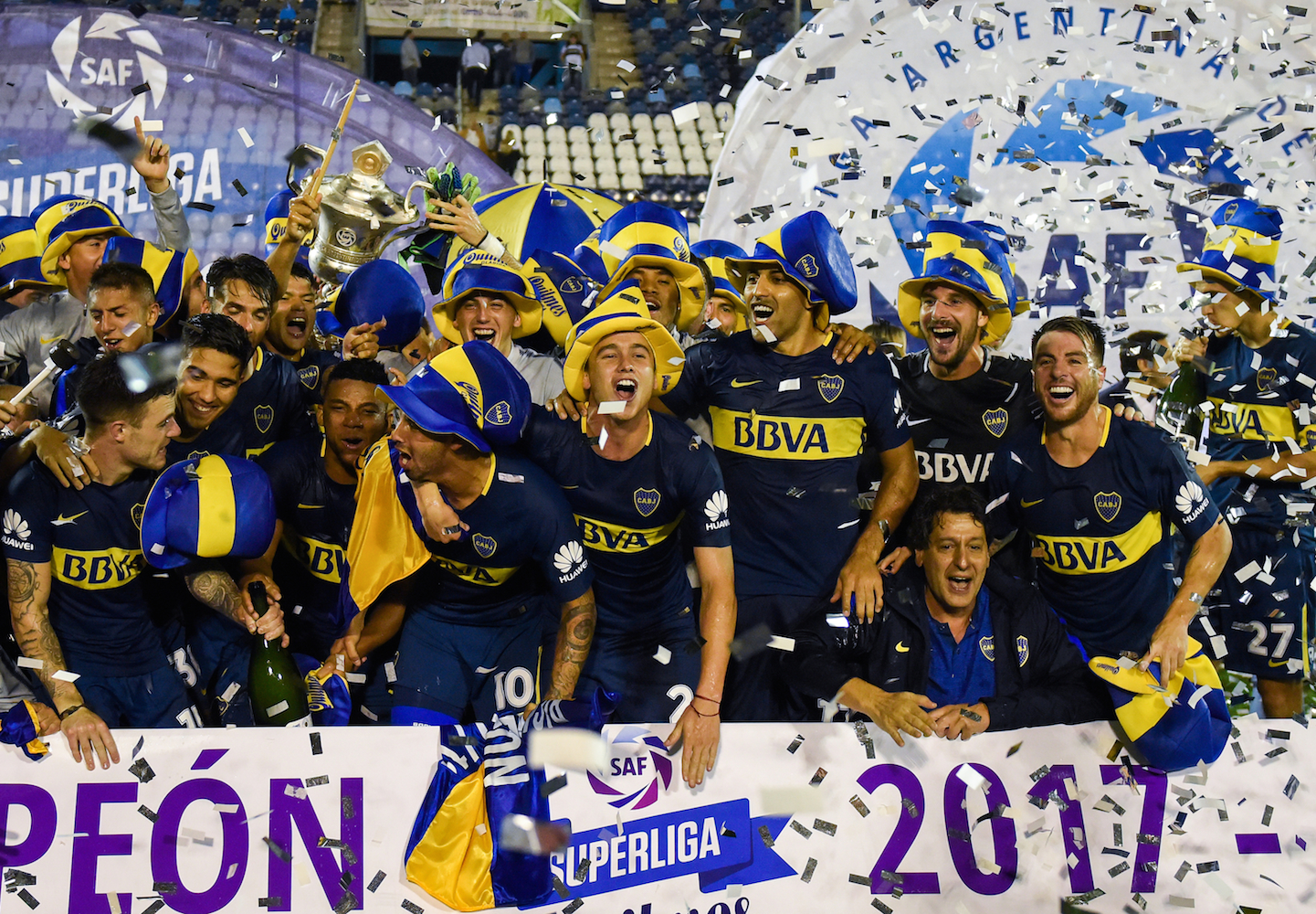 TRAILER: 'Boca Juniors Confidencial' Takes You Into the Locker Room of Argentina's Soccer Powerhouse