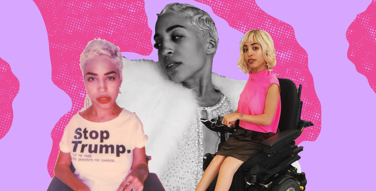 Meet Jillian Mercado, the Disabled Model Who Graced Teen Vogue's September Cover