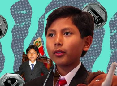 This 11-Year-Old Peruvian Created His Own Bank, Which Now Has 2,000 Clients