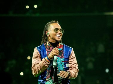 Ozuna Surprised His Mom With a Brand New House on New Year's Eve