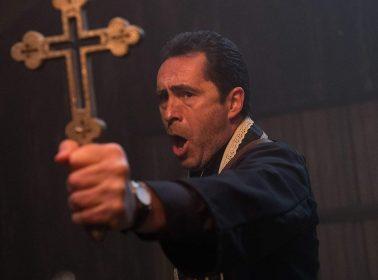Demián Bichir On Playing a Priest in Creepy Horror Flick 'The Nun'