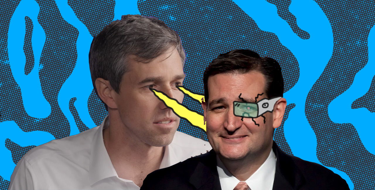 How the Latino Vote Could Affect the Ted Cruz-Beto O'Rourke Senate Race
