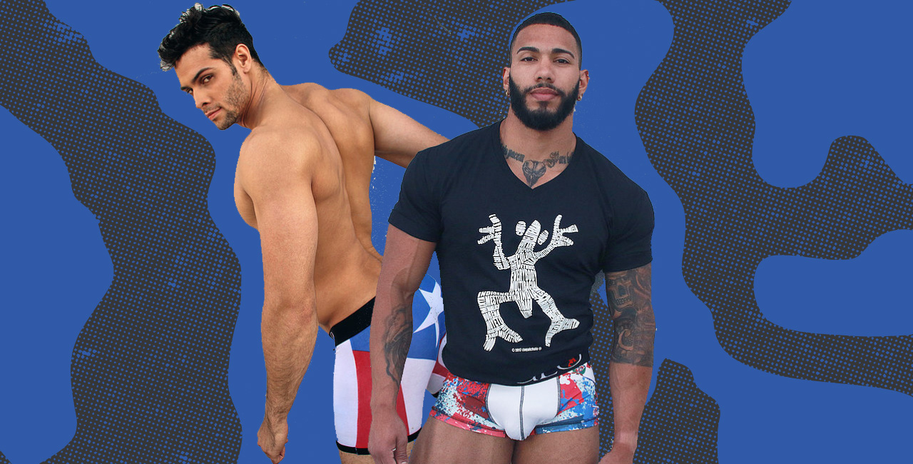 Chulo Underwear Is Throwing a Puerto Rico Benefit Full of Hunky Models
