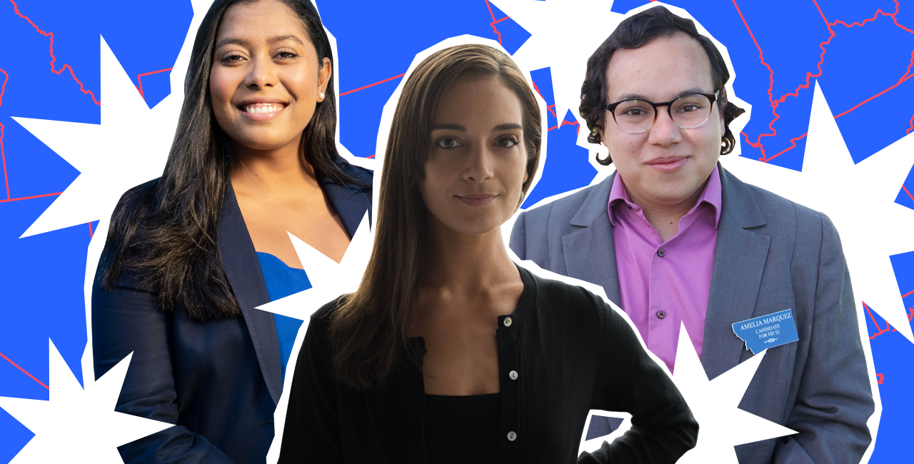 3 Young Progressive Latinas on Running for Office, Underrepresentation in Politics & Self-Doubt