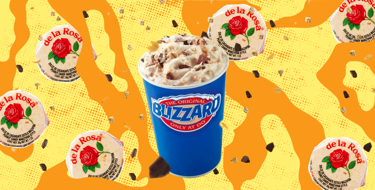 Dairy Queen Added Mazapán To Its Famous Blizzard And Mexican Twitter Is Drooling