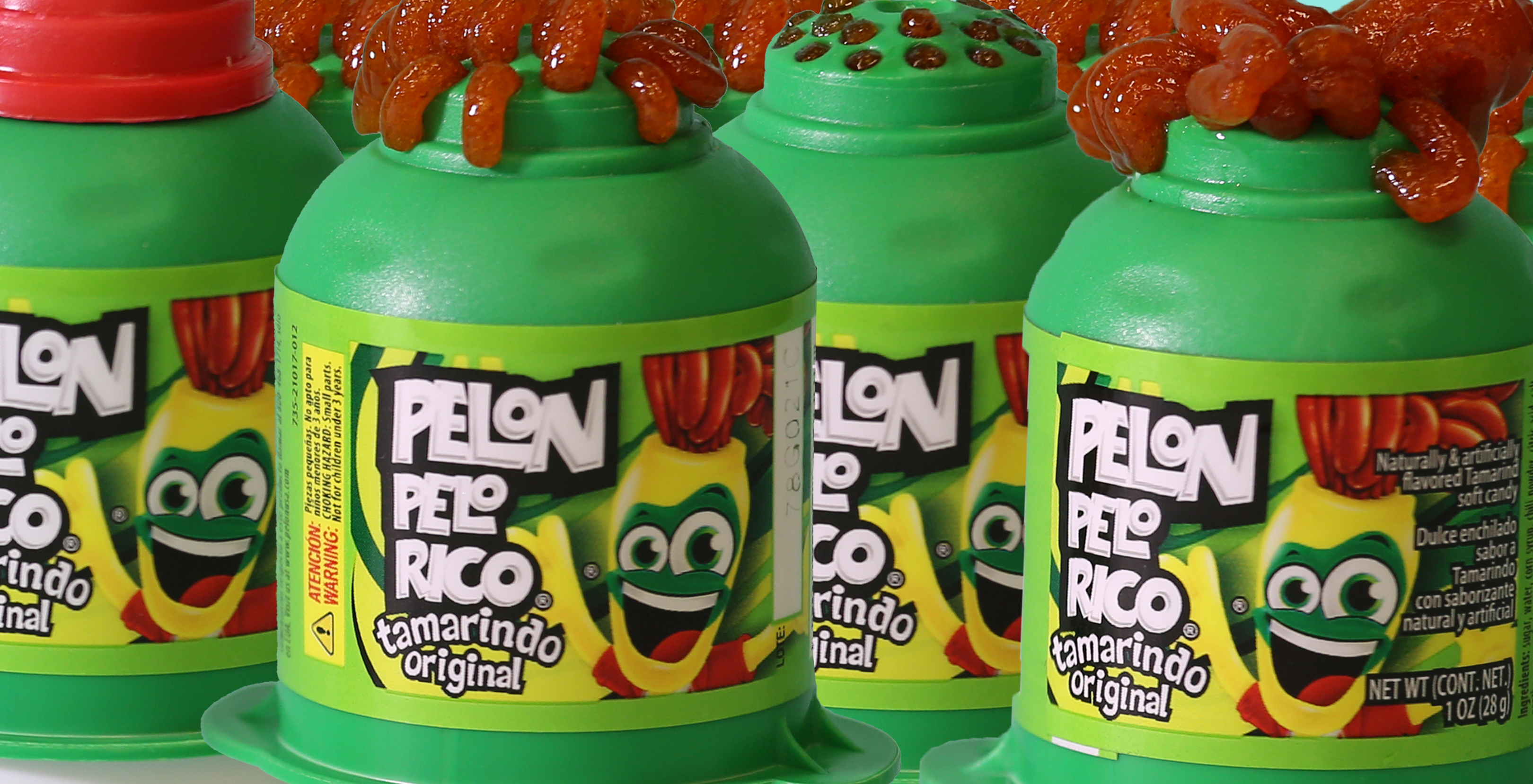 Pelón Pone Rico Is the Weed-Infused Take On the Mexican Tamarind Candy