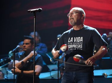 Rubén Blades Adds Scholar-In-Residence at NYU to His Long List of Accomplishments