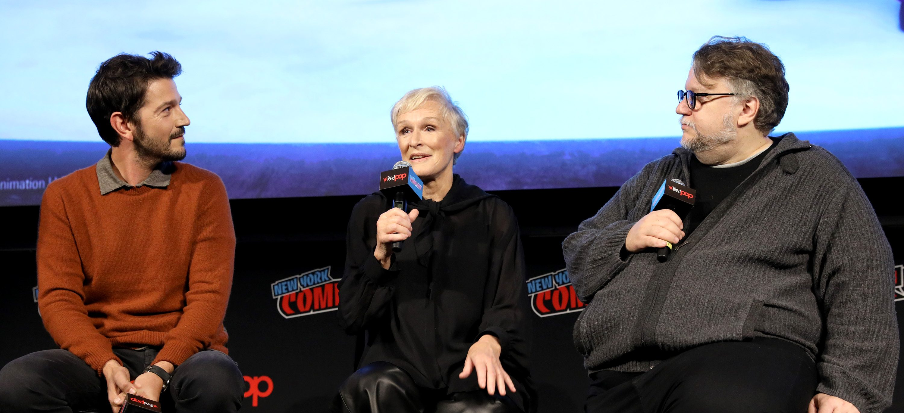 TRAILER: Glenn Close & Diego Luna Voice Guillermo del Toro's Animated Series About Alien Royalty