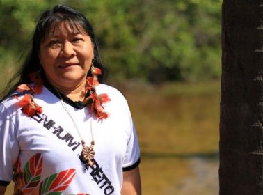 Brazil's First-Ever Indigenous Congresswoman, Joênia Wapichana, is Warrior for Indigenous Rights