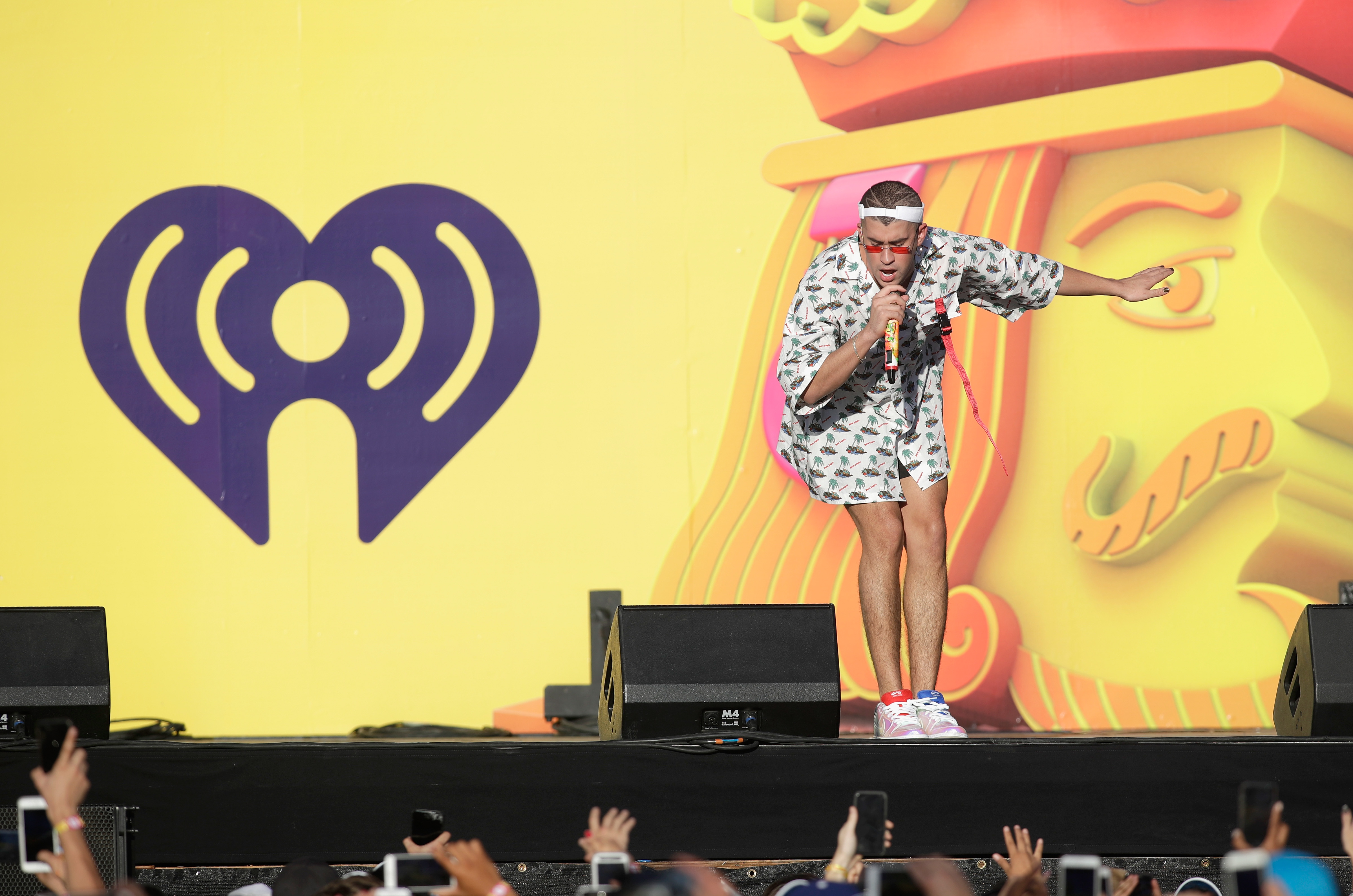 """Bad Bunny: """"Listening to [Me] Doesn't Mean You're Not Contributing to Puerto Rican Society"""""""