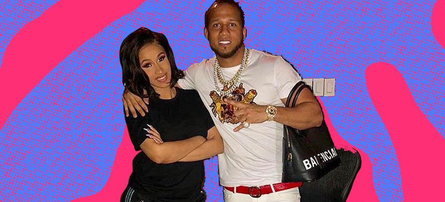 Cardi B and Dominican Dembow Star El Alfa Tease Upcoming Collab