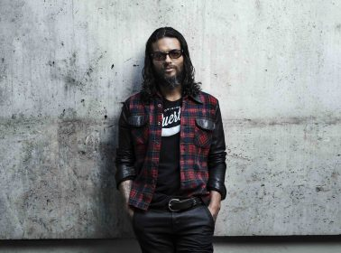 "Draco Rosa Shares ""333,"" a New Track From His First Original Album in 9 Years"
