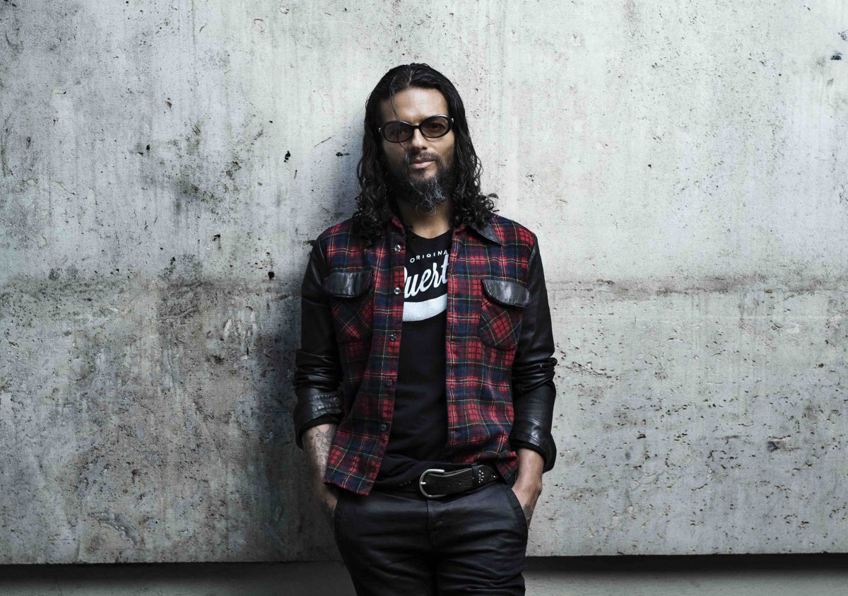 """Draco Rosa Shares """"333,"""" a New Track From His First Original Album in 9 Years"""