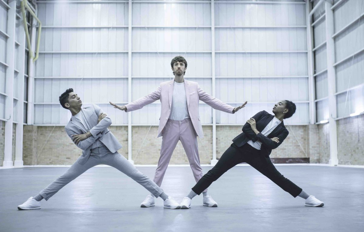 """Esteman Challenges Gender Roles in Gorgeously Choreographed """"On Top"""" Video"""