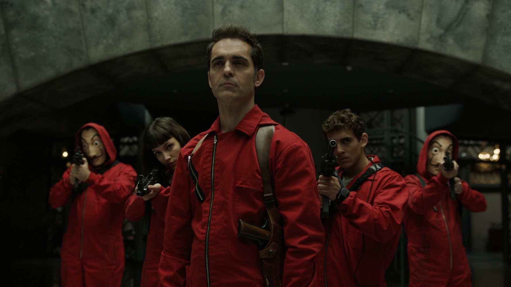 TEASER: Netflix Confirms Spanish Series 'La Casa de Papel' Is Filming Season 3