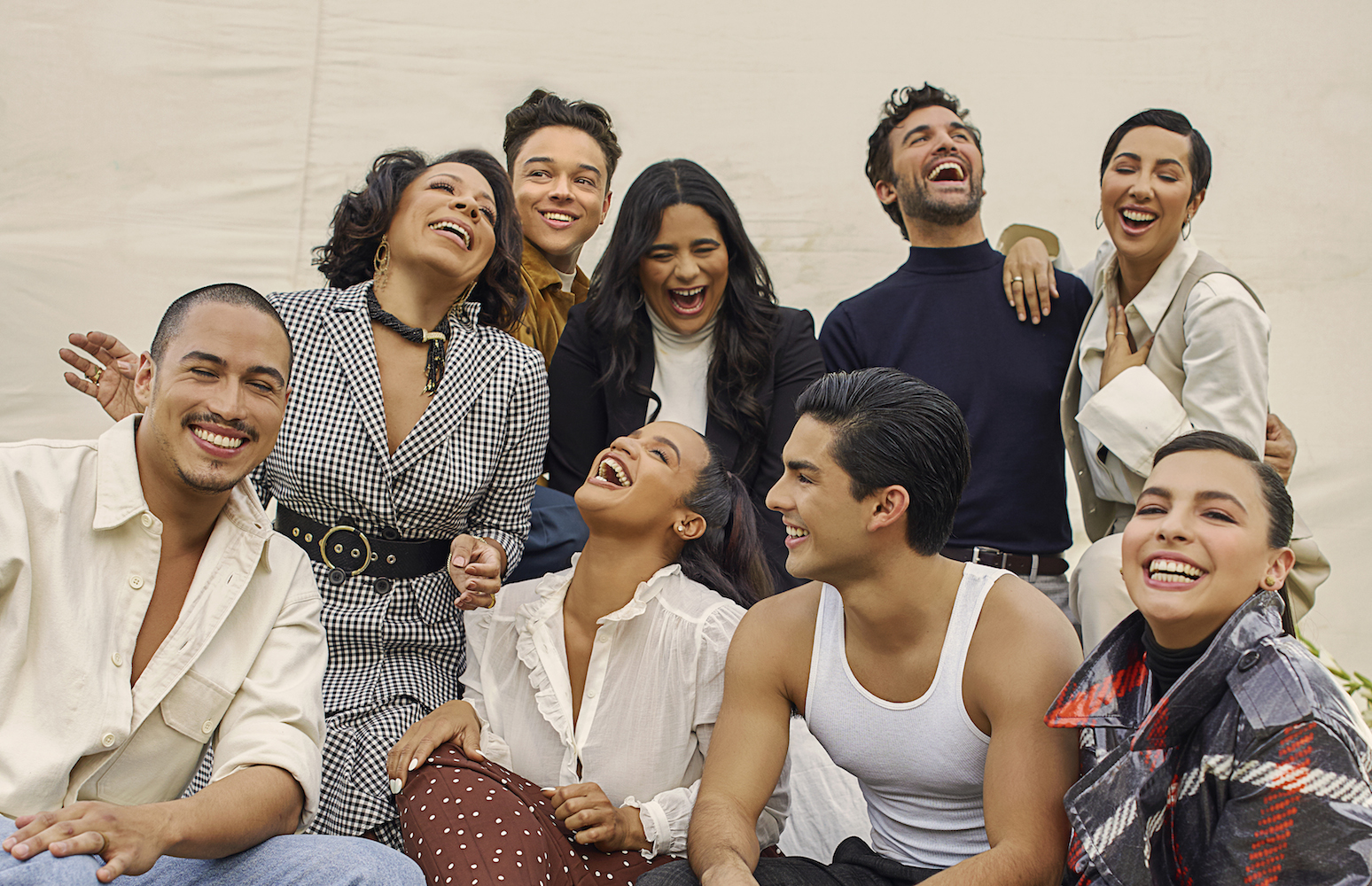 Stars of 'OITNB' & 'On My Block' Talk Finding a Place in Hollywood's Narrow View of Latinidad