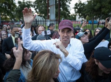 Beto O'Rourke: Our Country Needs Leadership From People From the Border