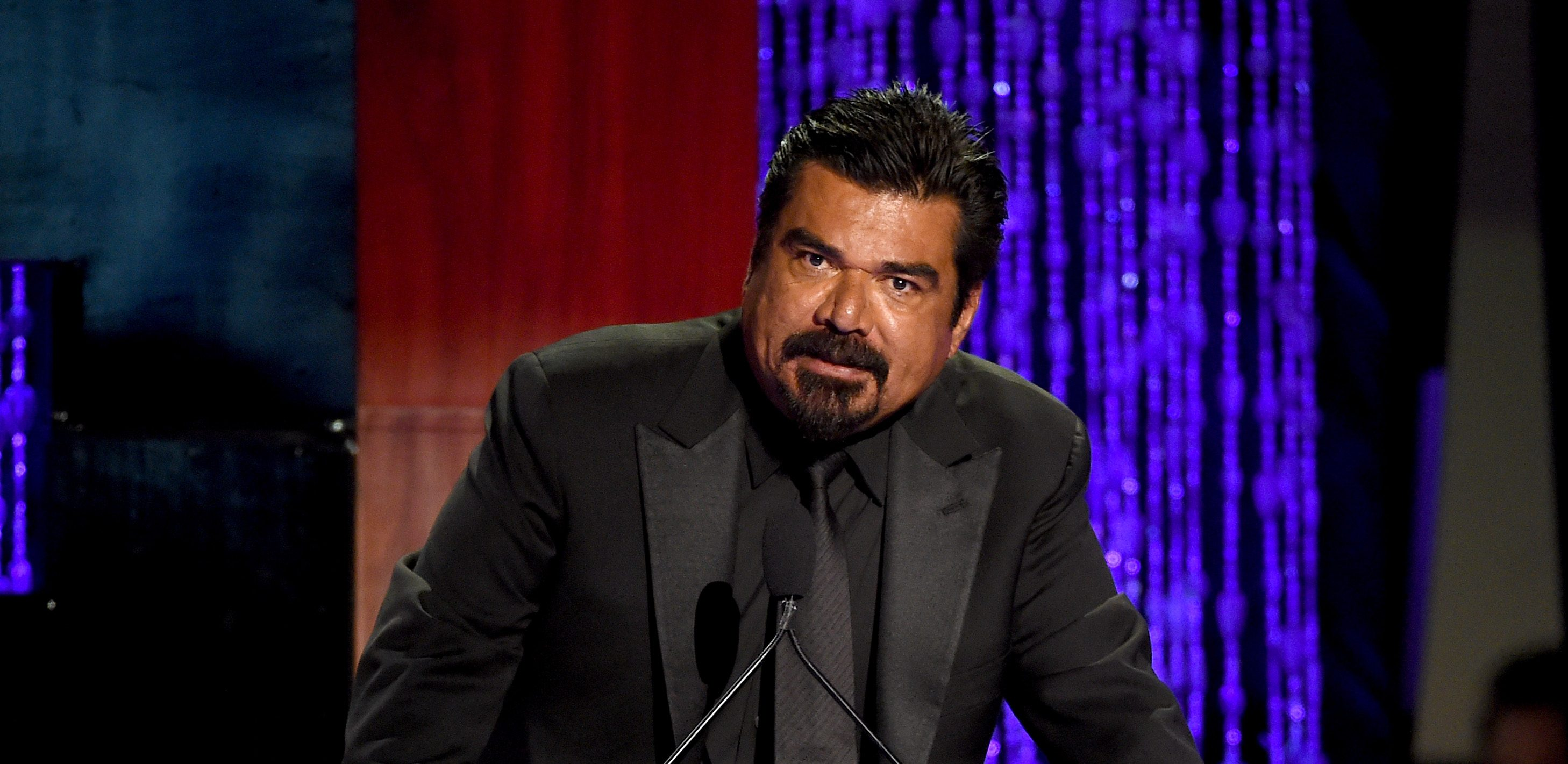 George Lopez Doesn't Think Latinos Have Spoken Out Against Family Separations