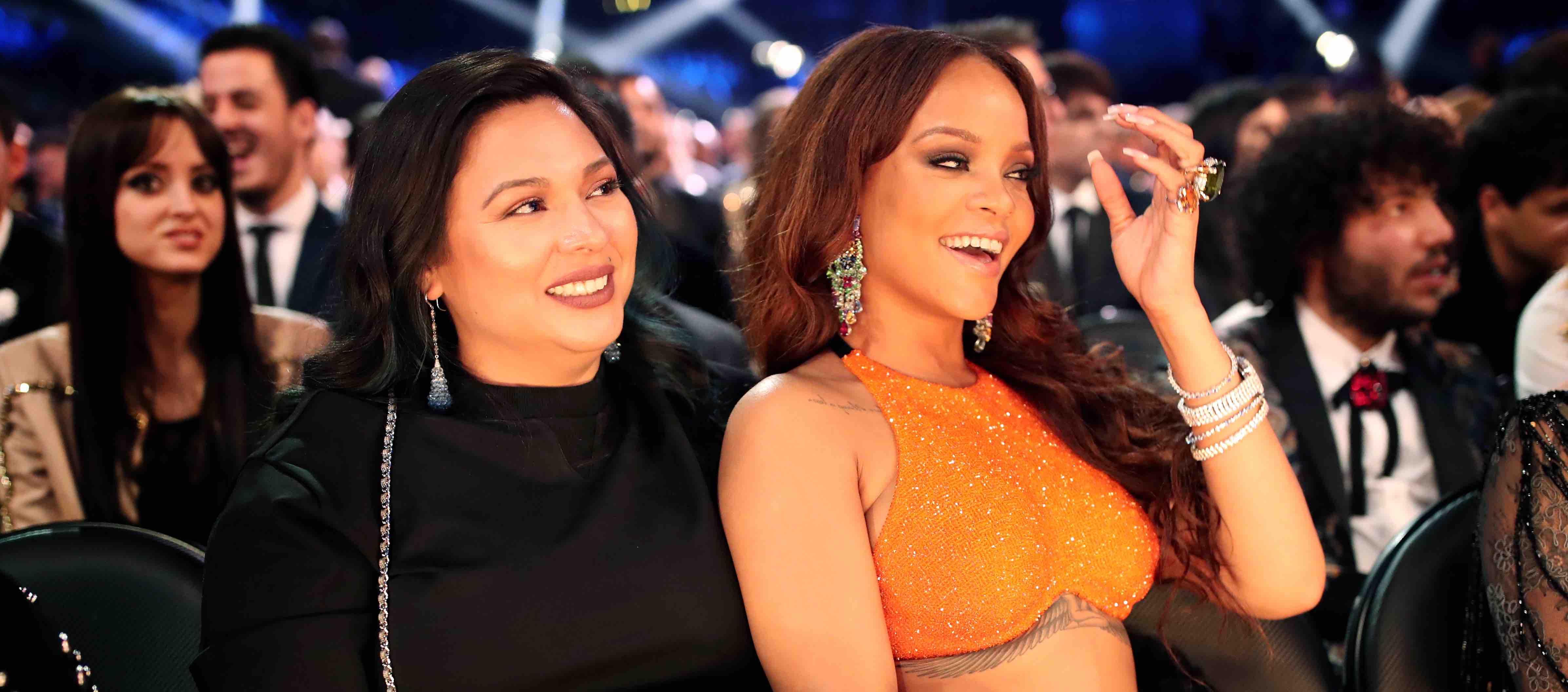 Meet Jenn Rosales, Rihanna's Right-Hand Woman