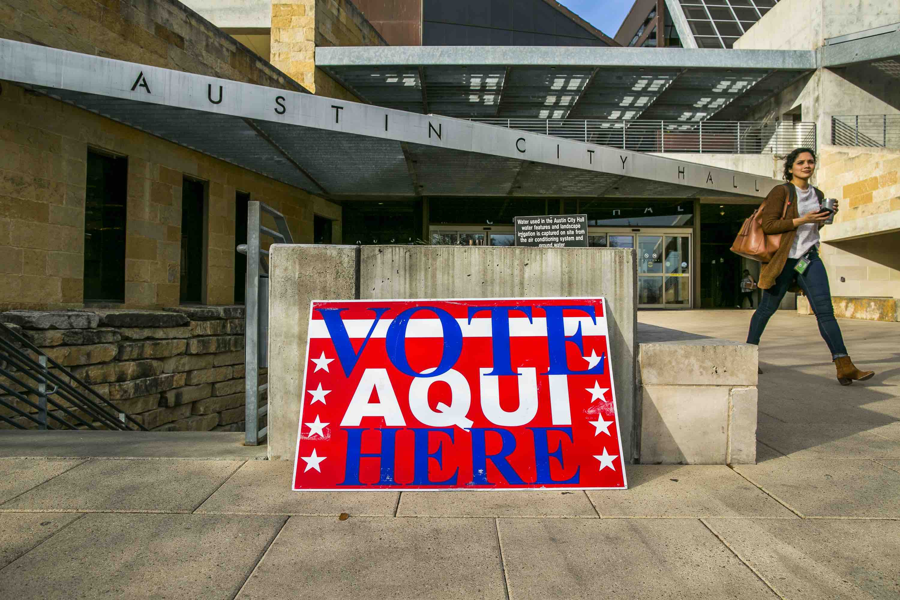Half of Young Tejanos Are Cynical About Voting & More From Comprehensive Study of Latino Voters