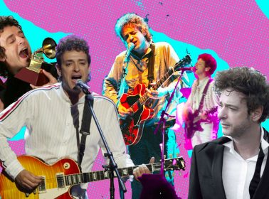 A New Trailer for Nat Geo's Gustavo Cerati Documentary Is Here