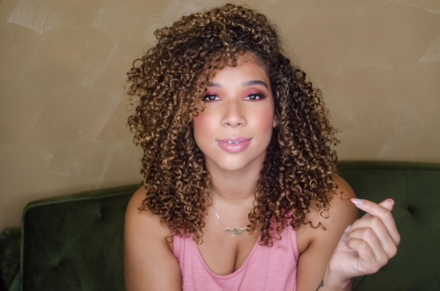 Here's How Blogger Ada Rojas Gets Her Perfectly Sculpted Curls