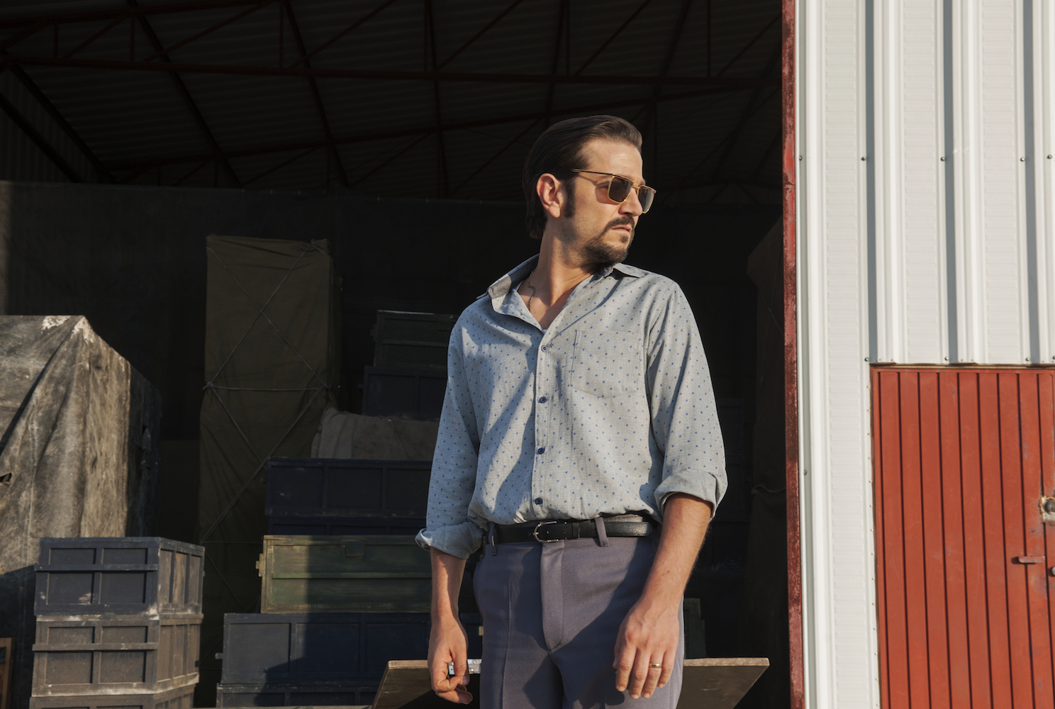 Netflix Announces 'Narcos: Mexico' Is Getting a Season Two