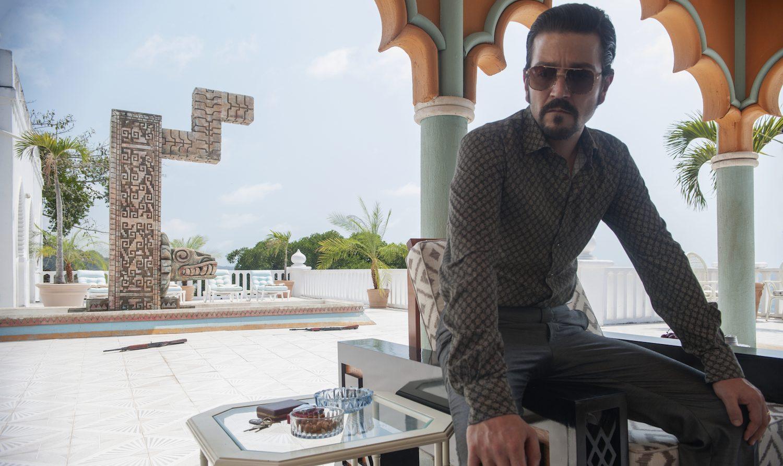 TRAILER: Diego Luna Builds a Drug Empire in 1980s-Set 'Narcos: Mexico'