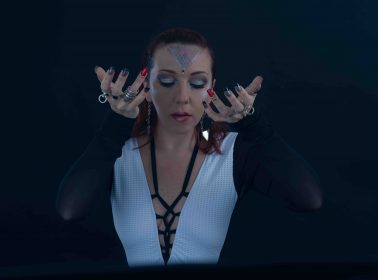 """Natalia Clavier Helps a Woman Rise From the Ashes of a Toxic Romance in the """"Fénix"""" Video"""