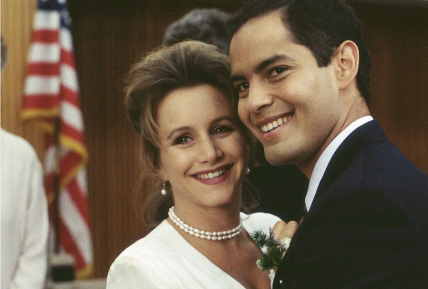 Remembering 'Beverly Hills 90210's Only Latino Lead, a Character Who Deserved Much More