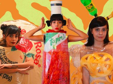 With Her Creative Mexican Snack Costumes, Sydney Presley Is the Queen of Halloween
