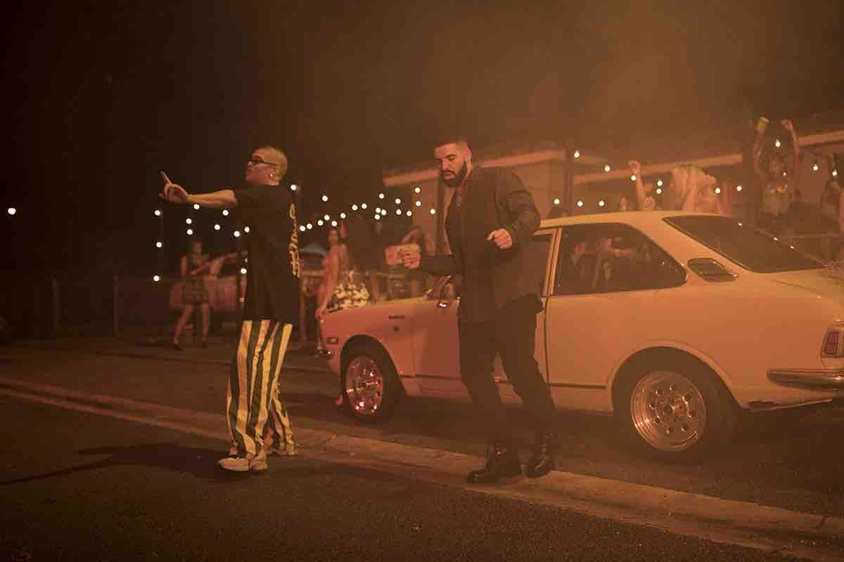 "Drake Sings in Spanish on Long-Awaited Bad Bunny Collab ""Mia"""