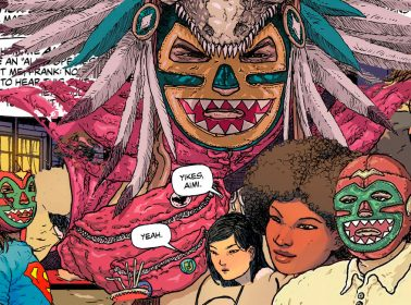 Writer Eric Esquivel Got Death Threats for 'Border Town,' a Comic Book About Healing Racial Tensions