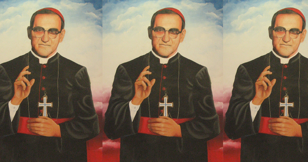 Meet Cristian López, the Artist Who Painted the Beloved Mural of San Romero in San Salvador