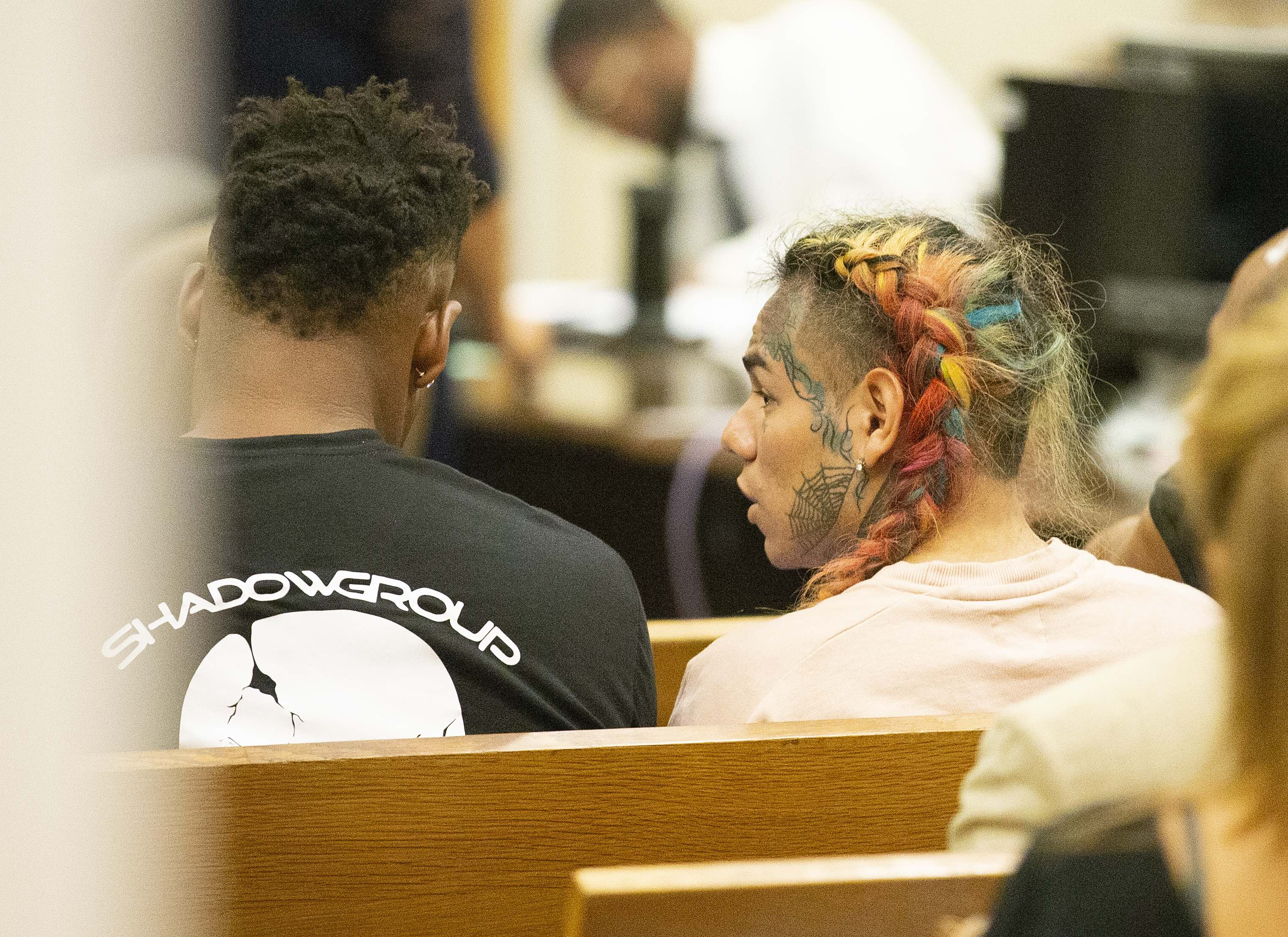 6ix9ine May Face Jail Time for Controversial Sexual Misconduct Case Following Re-Sentencing