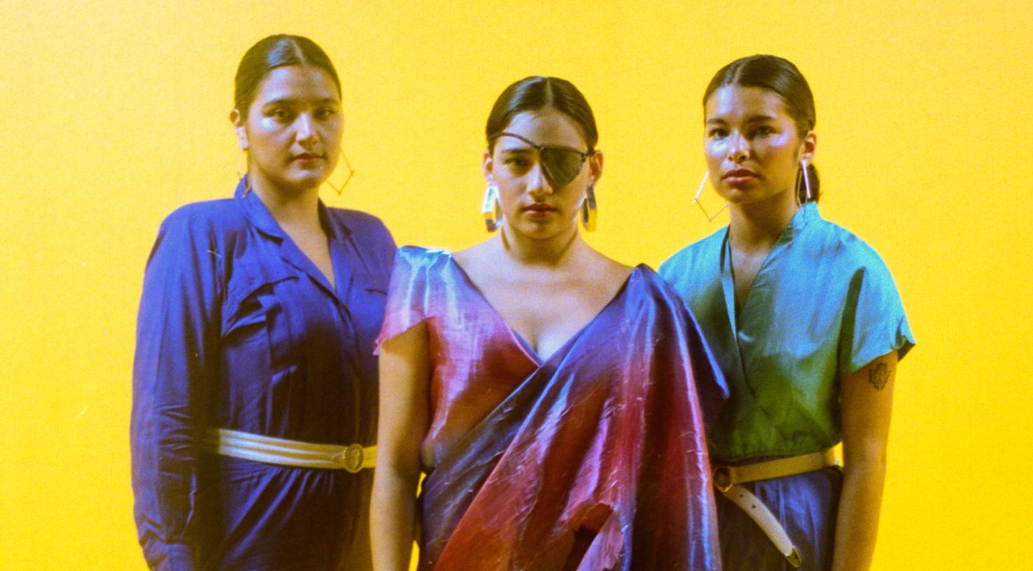 TRAILER: 'Chicana Stardust' Is a Tijuana-Set Sci-Fi Film Featuring an Eye Patch-Wearing Alien