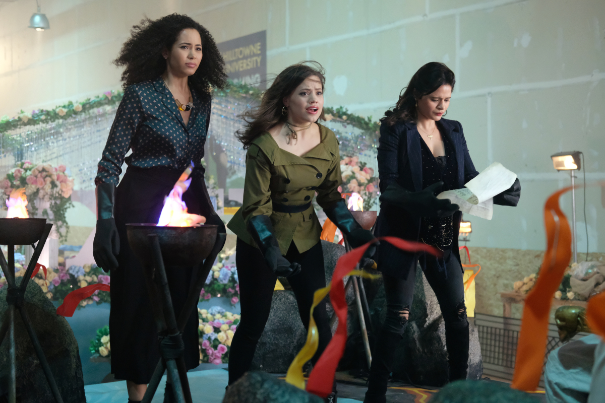 This Week's 'Charmed' Featured a Santería-Based Spell & Twitter Is (Mostly) Loving It