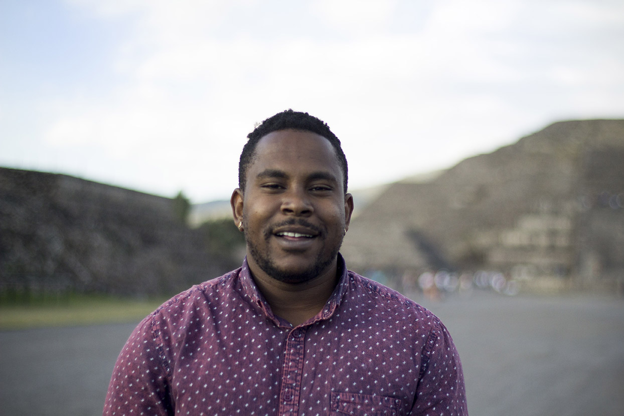 In His New Book, Haitian Writer Documents How He Found a New Home in Mexico