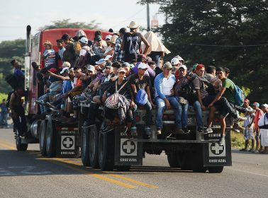 100 Members of the Caravan Were Allegedly Kidnapped & Turned Over to a Cartel
