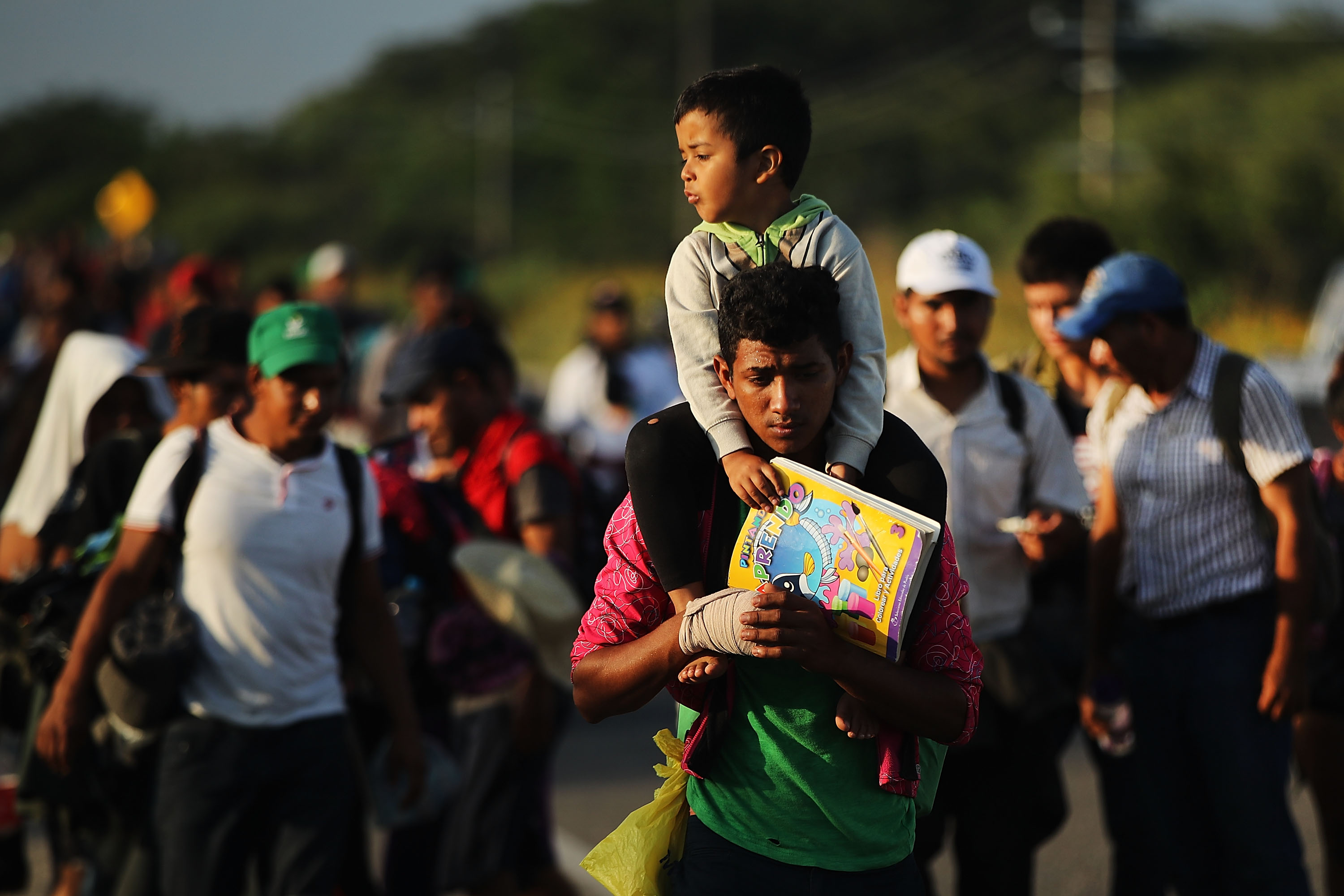 This Video Illustrating Mexicans' Xenophobic Attitudes Toward Central American Caravan Went Viral