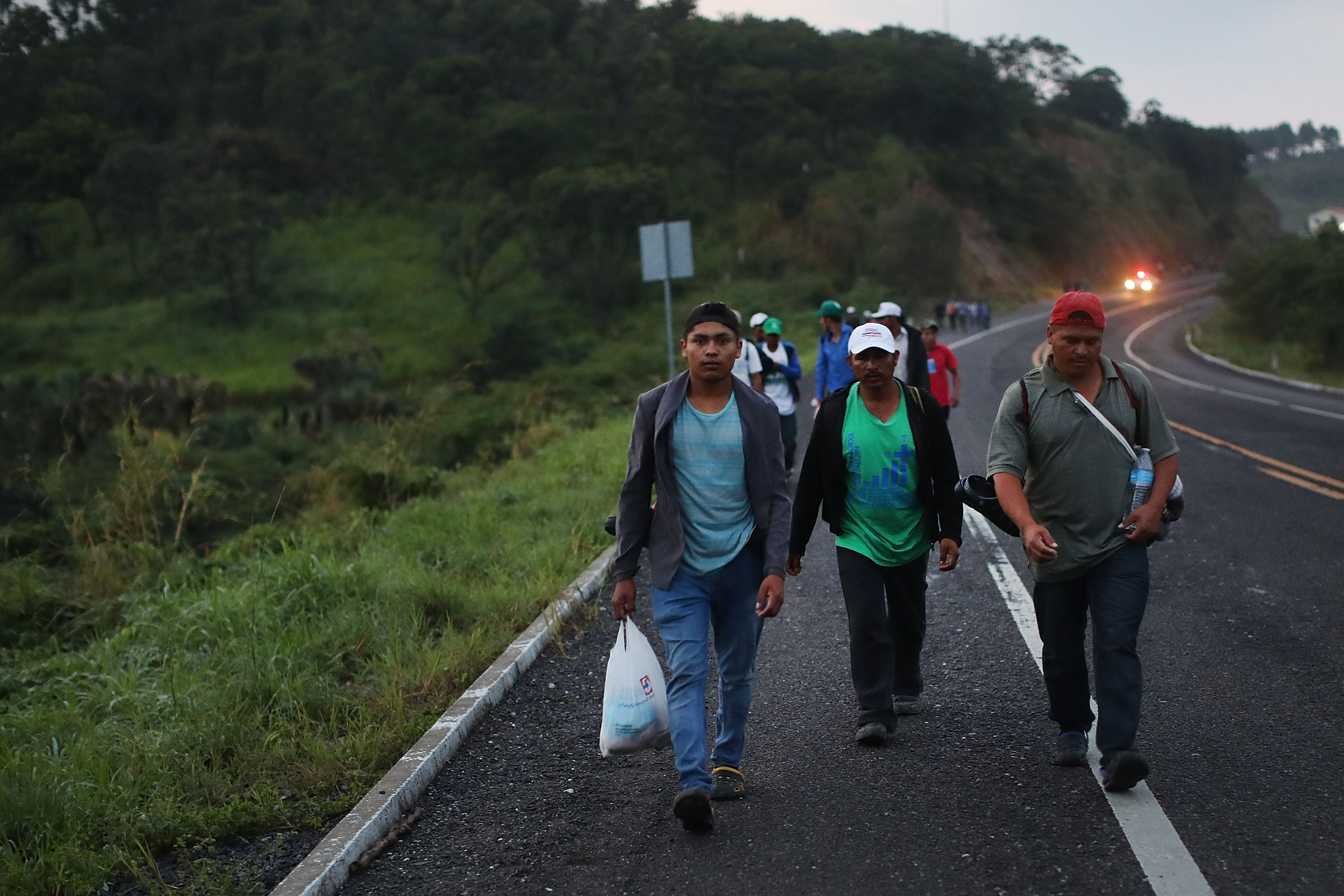 The Trump Campaign Made an Ad About the Caravan That Was So Racist Even Fox News Pulled it Off the Air