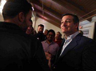 Ted Cruz's New Beard Has Taken Over the Internet