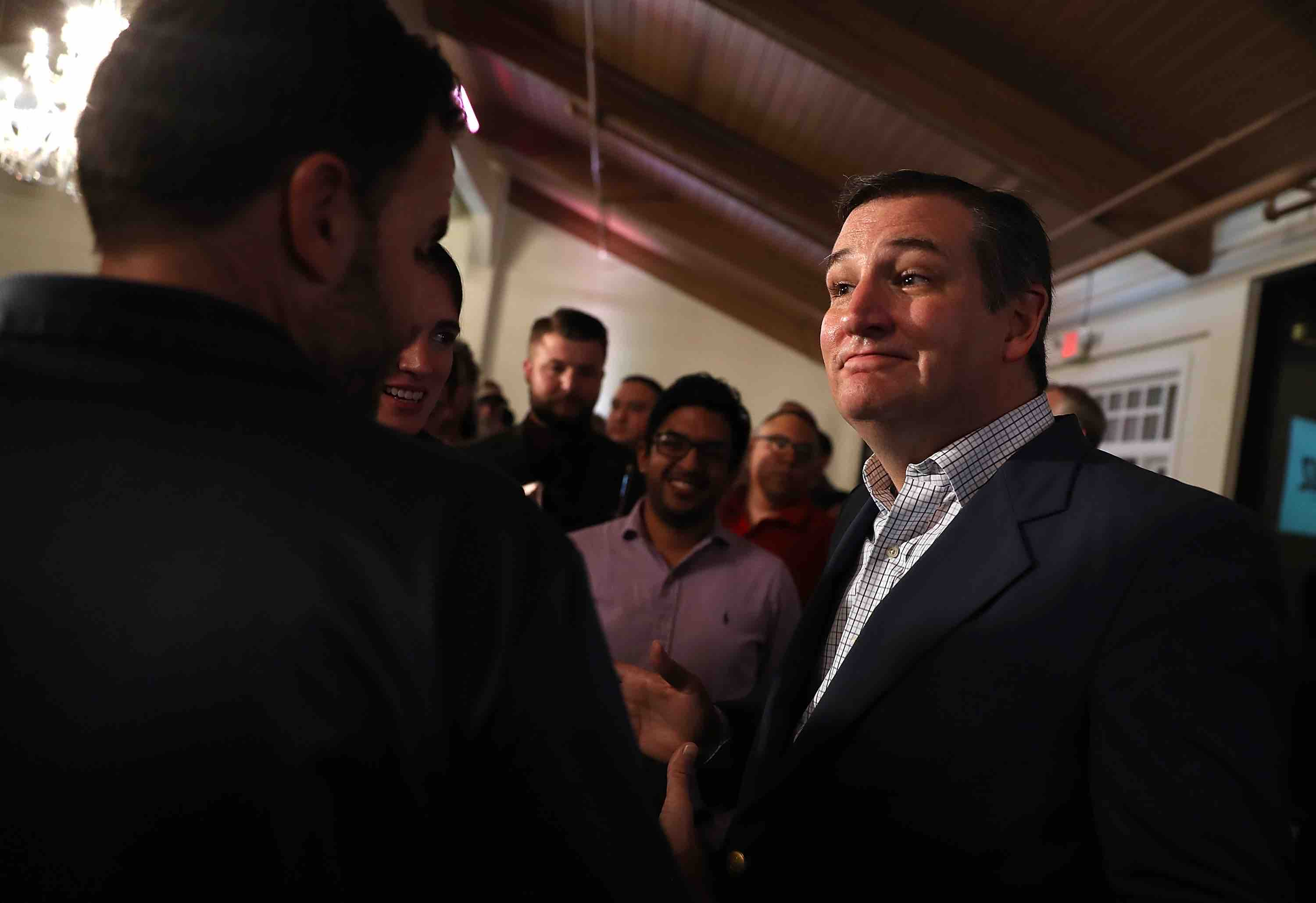 Ted Cruz's New Beard Has Taken Over the Internet