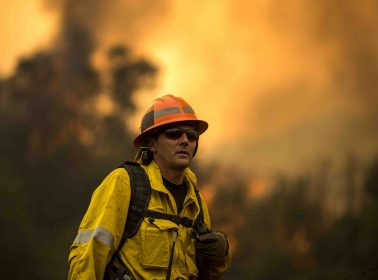 As Fires Rage on in California, Many Farmworkers Are Working in Hazardous Conditions
